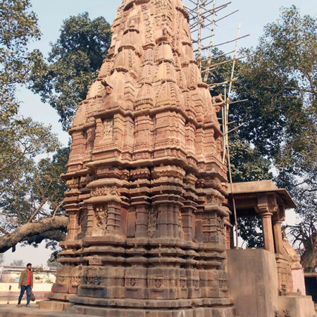 Puja at Kardmeshwar Temple