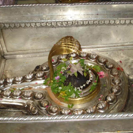 Puja at Atma Veereshwar Temple