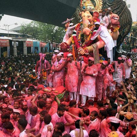 56 Ganesh Yatra
